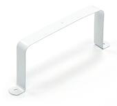 Abrazadera tubo rectangular